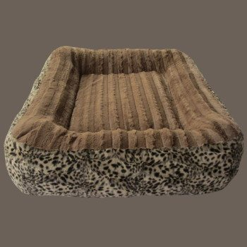 This cloud nine dog bed was donated to the North Shore Animal League