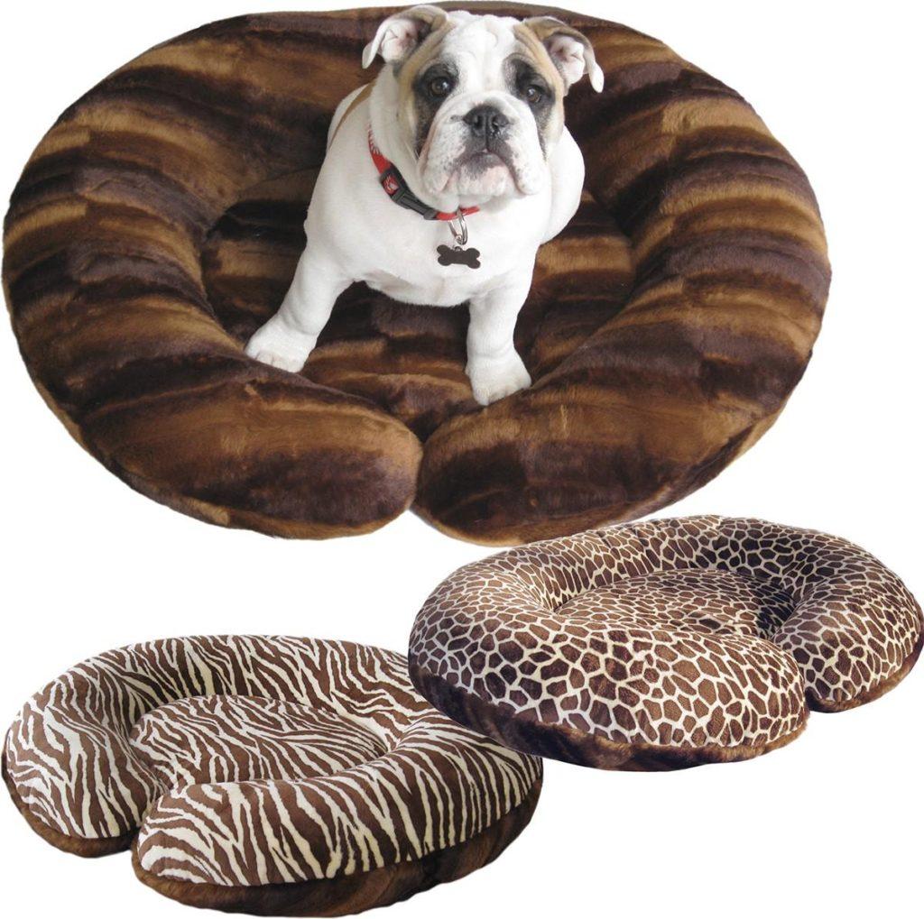 cshape luxury dog beds